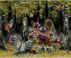 A Dream Of Butterflies