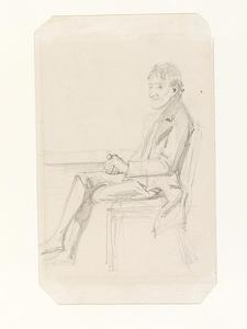 Portrait of John Soane