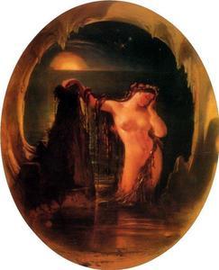 L origine de la harpe