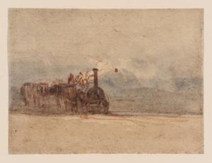 A Railway Engine
