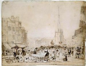 High St Market, Birmingham