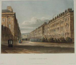 Pulteney Street, Bath
