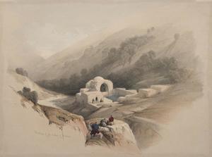 Fountain Of Job, Valley Of Hinnom