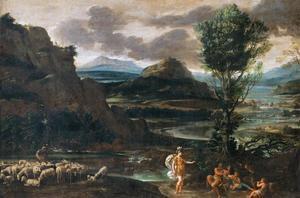 Erminia among the Shepherds
