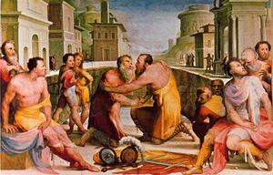 Reconciliation of Lepidus and Flacco
