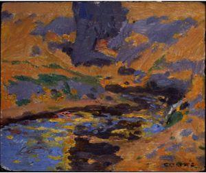 Taos Canyon Creek