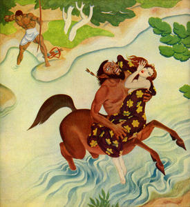 Herakles and Deianeira
