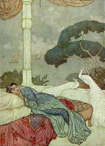 The Rubaiyat. Heav'n But the Vision of Fulfill'd Desire