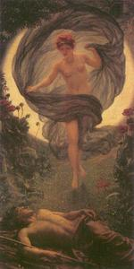 The Vision Of Endymion