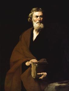 An Apostle, St. Matthew