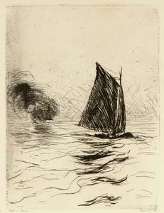 Sailors and smoke