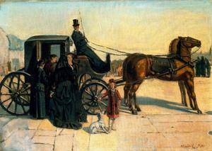 Carriage in Madrid