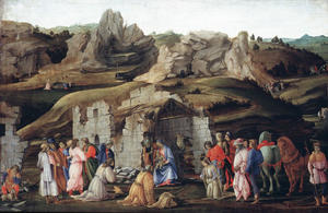 Adoration of the Magi 1