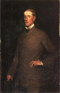 Portrait of Ralph Curtis