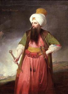Edward Wortley Montagu in Turkish Dress