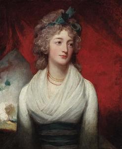 Portrait of Miss Jean Drummond