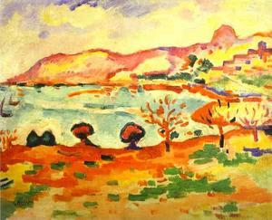 Landscape in Estaque