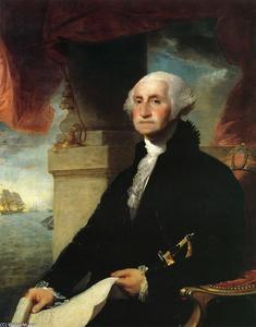 George Washington(The Constable-Hamilton Portrait)
