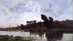 The Banks of a River