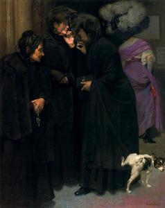 Murmuring and punishment