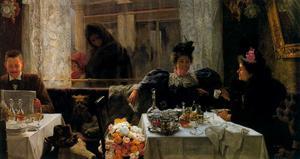 The restaurant (o Contraste)