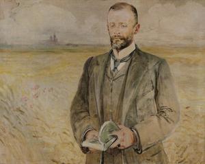 Portrait of Leon Pininski 1
