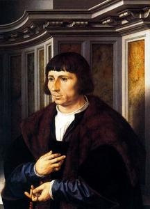 A Man with a Rosary