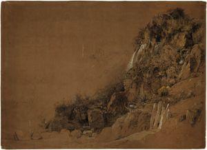 Cliff at Bonchurch