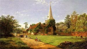 William Penn's Wedding