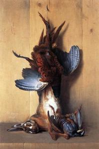 Still-life with Pheasant