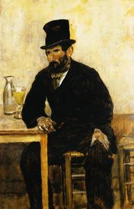 The Absinth Drinker