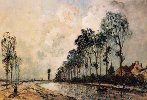 The Oorcq Canal, Aisne