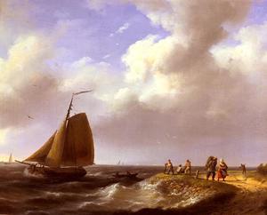 A Fresh Breeze off the Dutch Coast