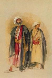 Shaykh Hussein of Gefel Tor and his Son