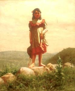 MAID OF THE HILLS