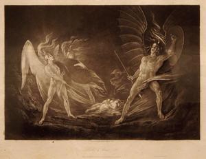 Eve's Dream - Satan aroused