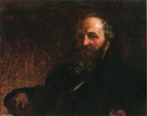 Porträt of James g . Wilson