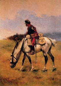 Trompet Of The Cavalryman Of Montesa