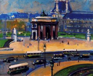 París. I'arc Du Carrousel