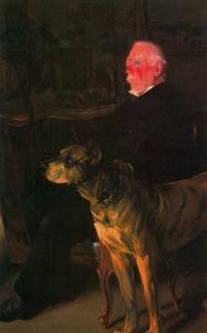 Portrait Of Don Bernardino Roca De Togores Y Salcedo