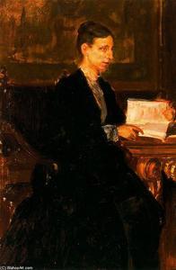 Portrait Of Doña María Teresa Enríquez De Navara Y Roca De Togores