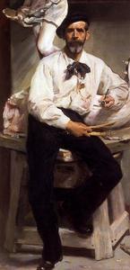Portrait Of Ercole Monti