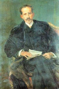 Portrait Of Jacinto Octavio Picón