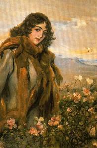 Portrait Of Magdalena