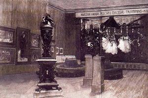 Room Dedicated To Spanish Art In Venice I Bienalde