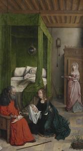 The Birth and Naming of John the Baptist