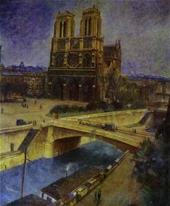 Paris. Notre-Dame