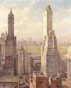 Skyscrapers, New York