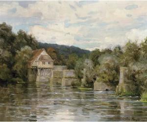 The Seine at Vernon