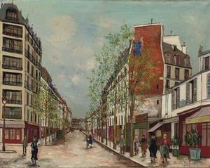 Alésia street